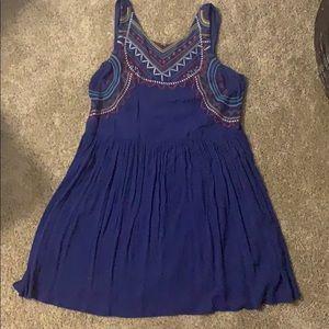 Xhilaration tank dress